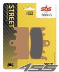 Predné brzdové platničky SBS 900HS Sinter (Cesta)