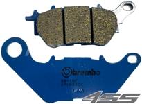 Zadné brzdové platničky Brembo 07YA53CC Ceramic (Cesta)