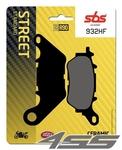 Zadné brzdové platničky SBS 932HF Ceramic (Cesta)