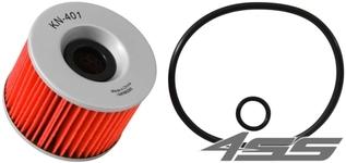 Olejový filter KN-401