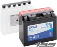 Motobatéria Exide ET12B-BS (AGM)