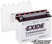 Motobatéria Exide EB16AL-A2 (konvenčná)