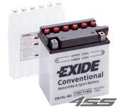 Motobatéria Exide EB10L-B2 (konvenčná)