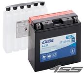 Motobatéria Exide ET14B-BS (AGM)