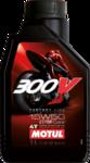 Motorový olej Motul 300V 4T 15W50 1L