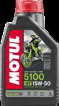 Motorový olej Motul 5100 4T 15W50 1L