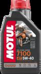Motorový olej Motul 7100 4T 5W40 1L