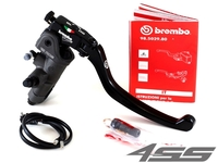 Radiálna brzdová pumpa Brembo 19 RCS (nastaviteľná rozteč 18/20mm) 110A26310